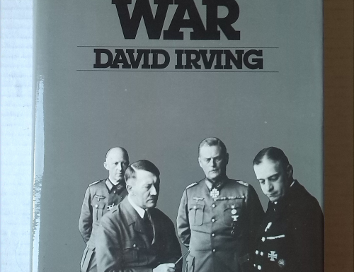 DAVID IRVING HITLER'S WAR AND THE WAR PATH PDF