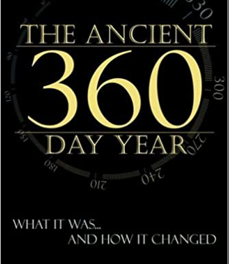 ORIGINAL 360 DAY YEAR
