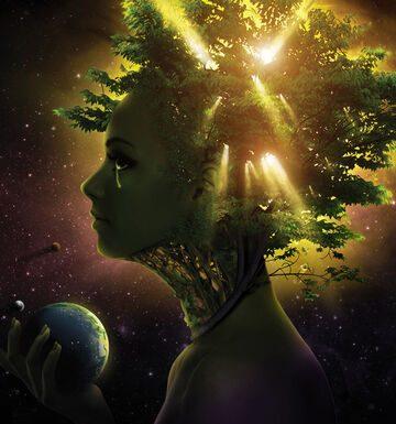 Gaia Worship Instead Of God